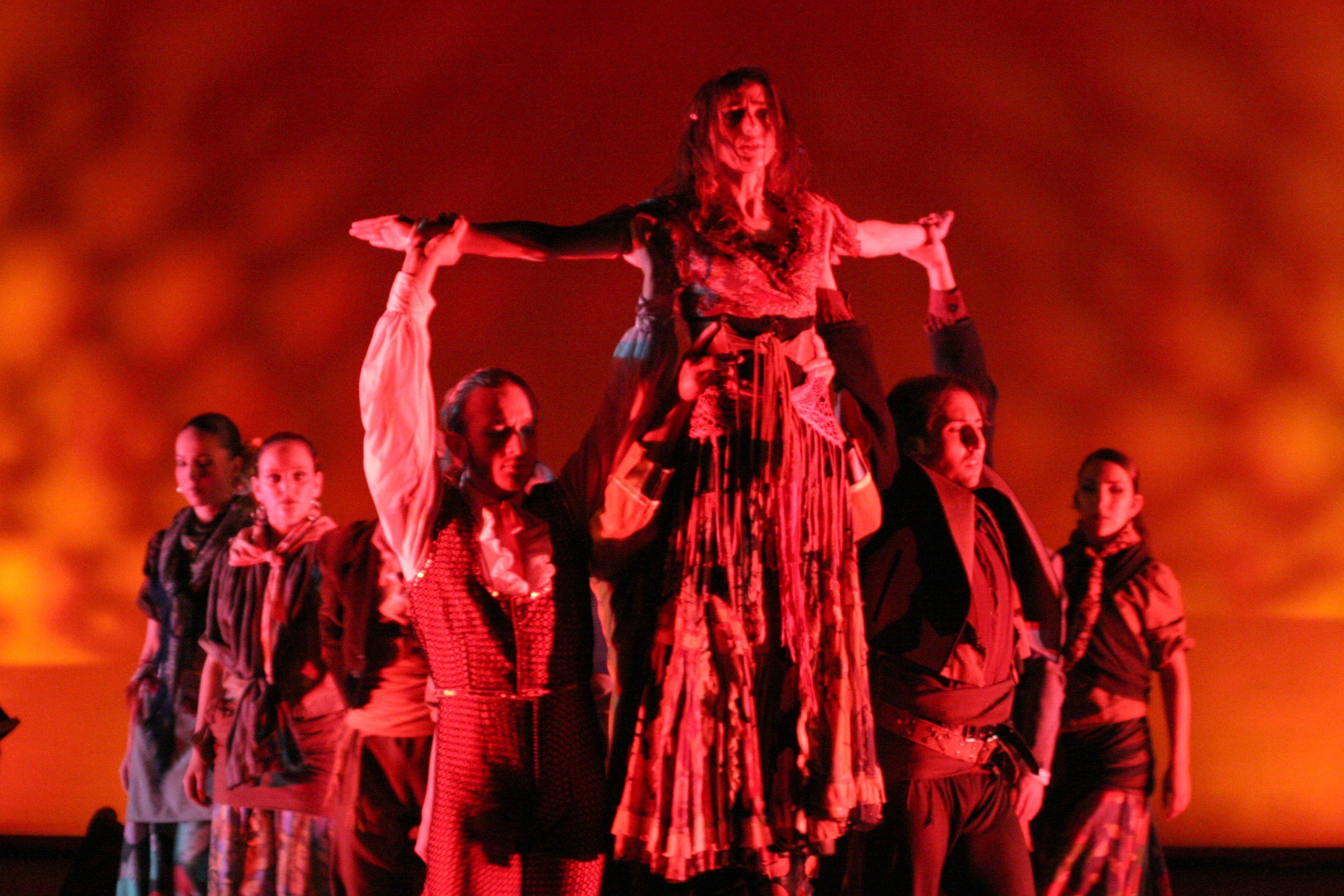 Carmen Ballet Flamenco 2