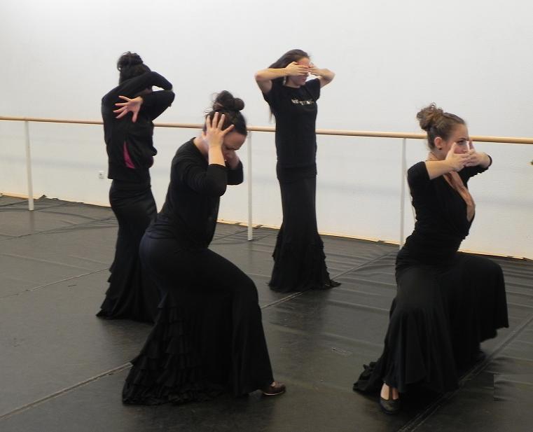 Workshops impartidos por María Carrasco