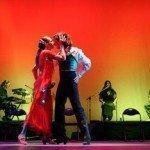 María Carrasco y su compañía de ballet flamenco