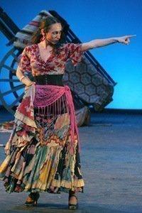 María Carrasco y su espectáculo, Carmen