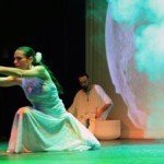 María Carrasco y su espectáculo Flamenco libre
